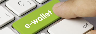 E-Wallet Services with Crypto Currency & Fiat Currencies